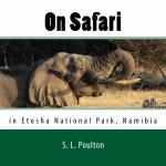 On Safari in Etosha National Park Namibia, Children's book