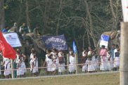 Tharu People Group Welcome, Chitwan