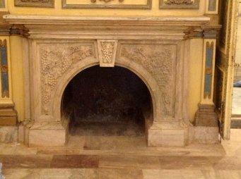 Marbel Fireplace