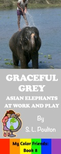 Graceful Grey ebook for children on Smashwords.com