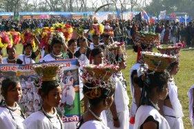 Tharu Cultural Dress
