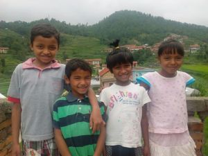 Hope and Joy Children's Home in Nepal